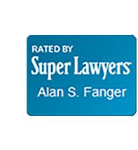 Alan S. Fanger Super Lawyer
